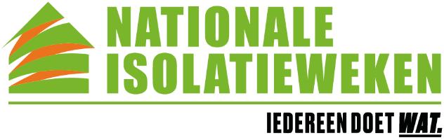 Logo Nationale Isolatieweken